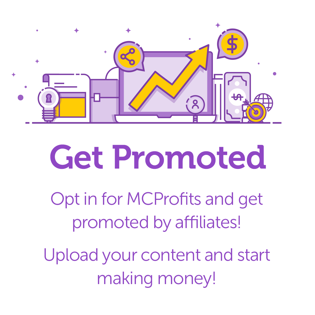 Get Promoted with MCProfits!