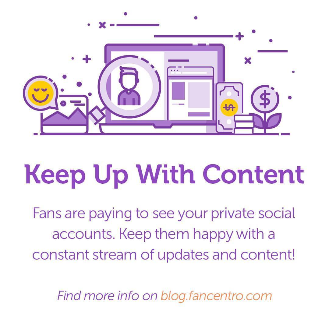 Keep Up With Content
