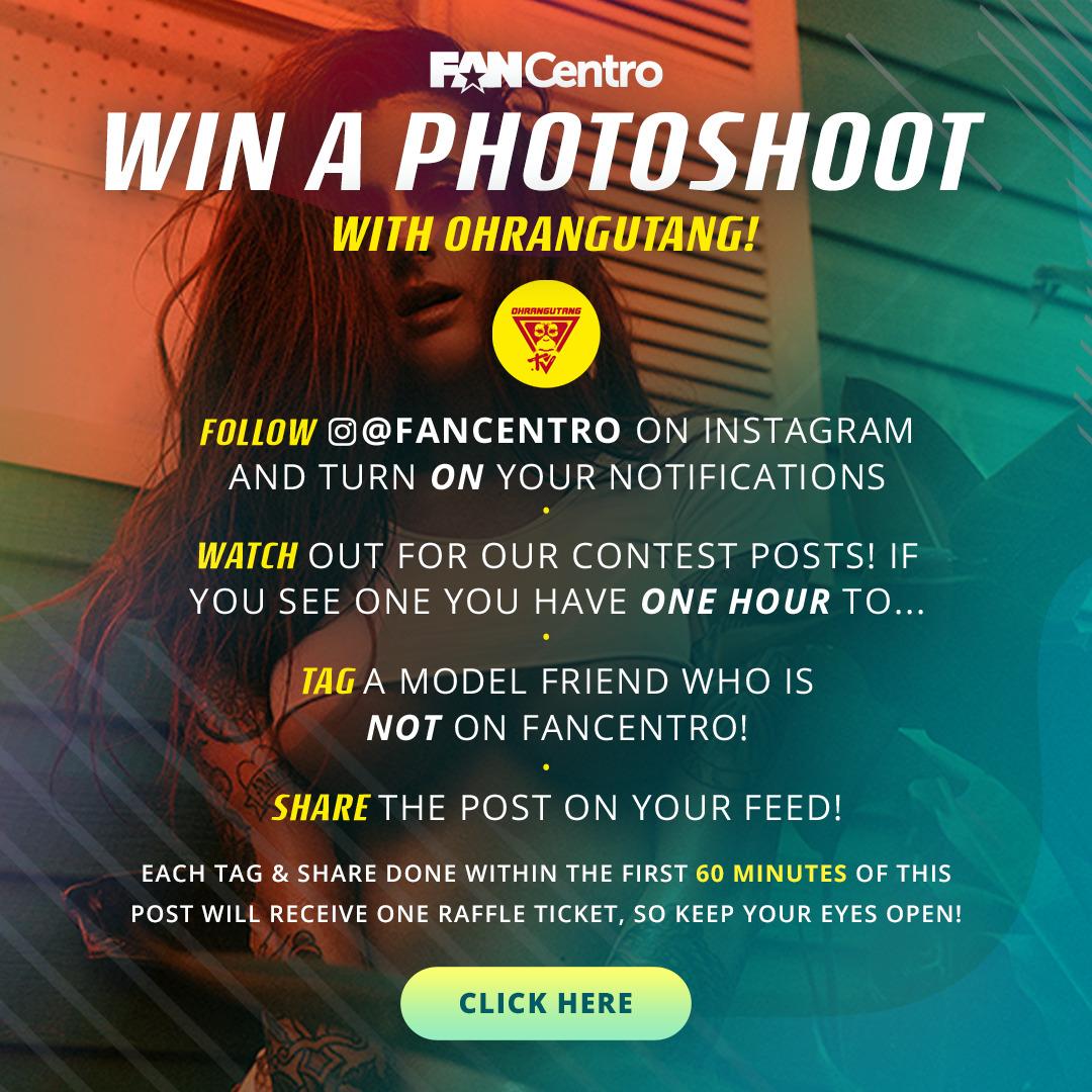Win a Photoshoot!