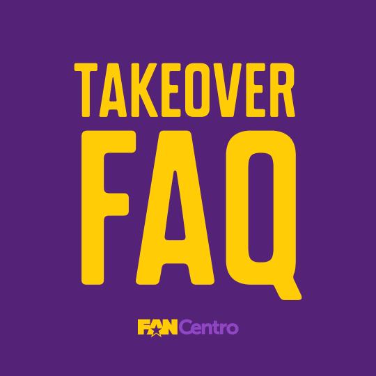 Snapchat Takeover FAQ