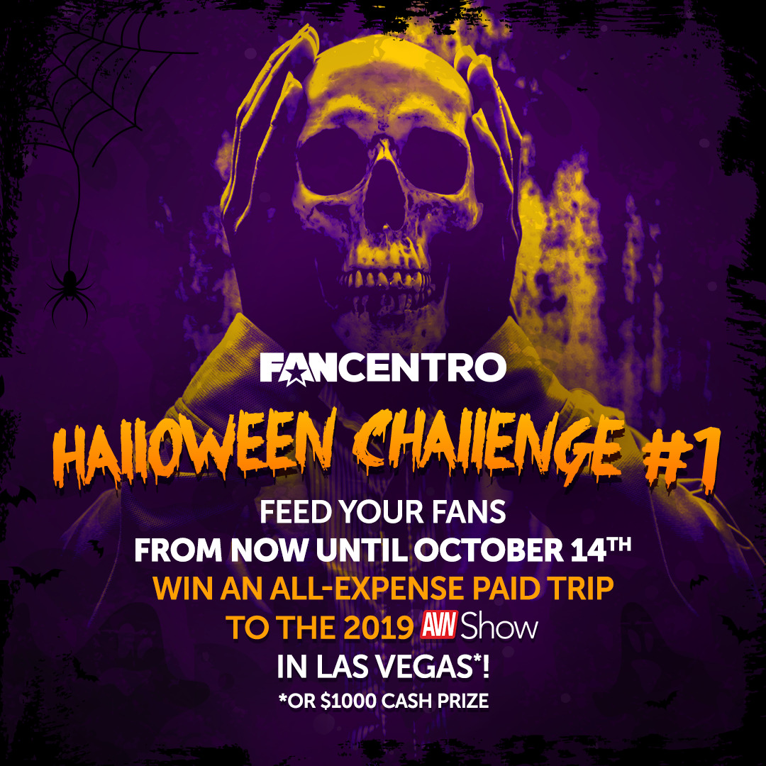 Halloween Challenge #1