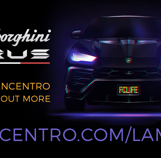 Lamborghini Urus Giveaway