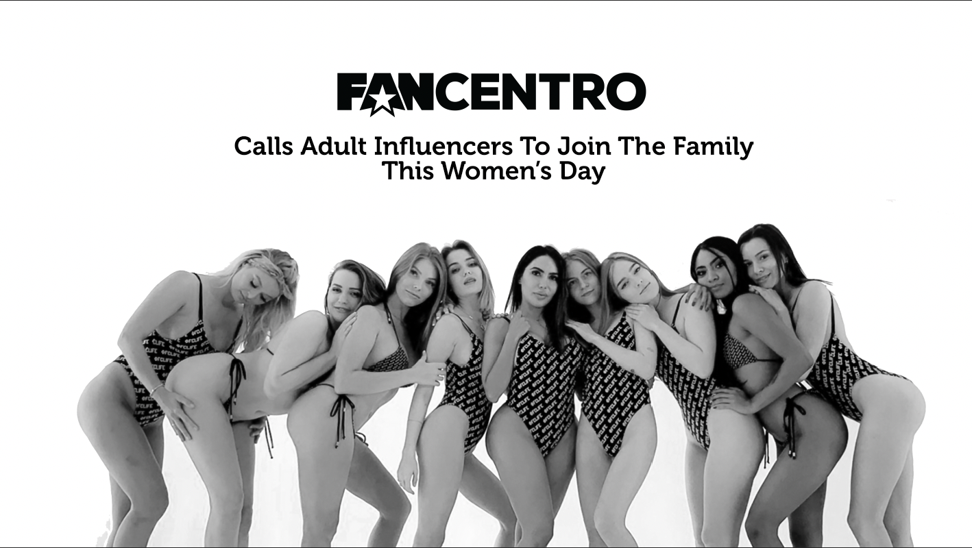 FanCentro Women's Day Promotion